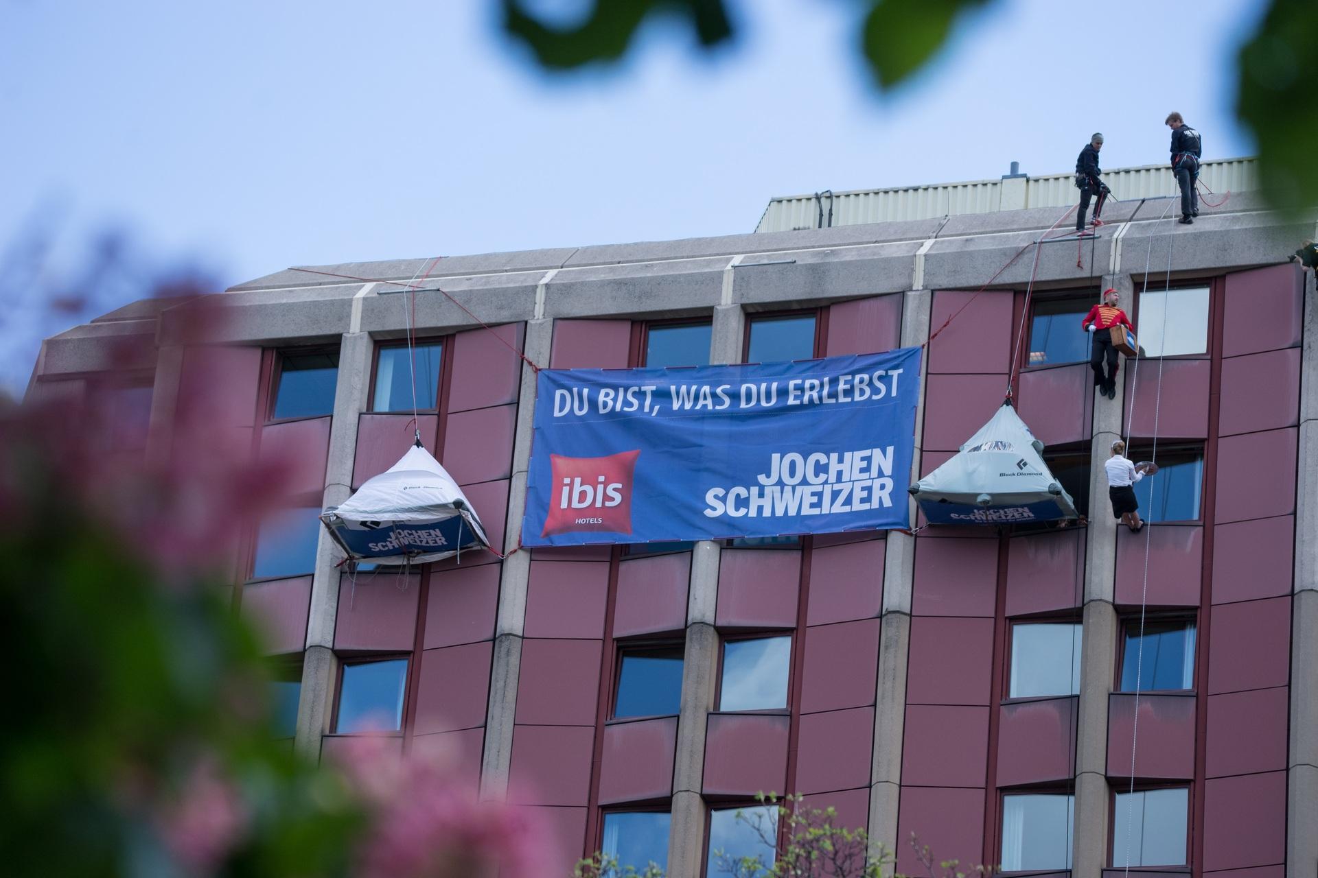 Hotel Wien Jochen Schweizer